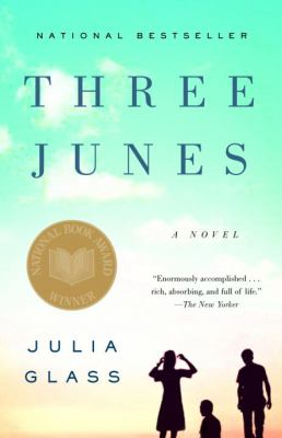 Three Junes book cover