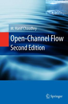 Book Cover: Open-Channel Flow