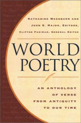 Book Cover for World Poetry