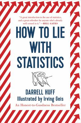 (Book cover) How to Lie with Statistics