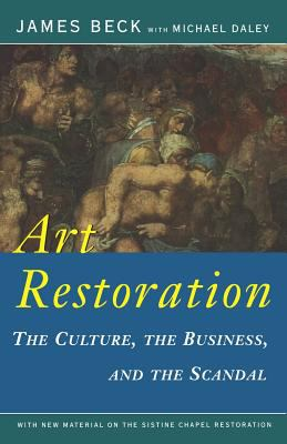 Art Restoration: The Culture, the Business and the Scandal