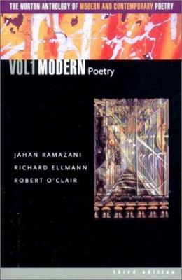 Norton Anthology of Modern and Contemporary Poetry