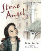 Book cover for Stone Angel