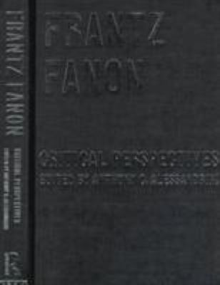 Cover Art for Frantz Fanon : critical perspectives