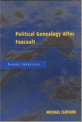 Cover Art for Political Genealogy after Foucault