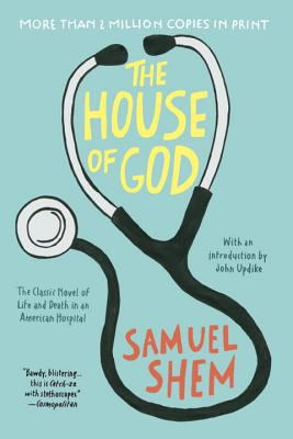 Cover of book, The House of God