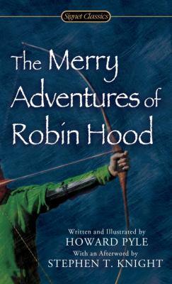 Book cover- Robin Hood