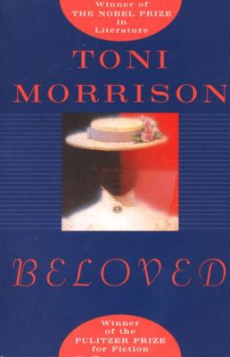 Cover Art for Beloved by Toni Morrison