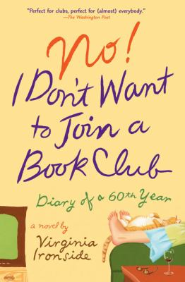 No I Don't Want to Join a Book Club