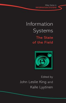 Cover art for Information Systems: the state of the field
