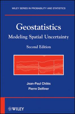 Book Cover : Geostatistics modeling and spatial uncertainty
