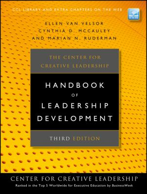 Handbook of Leadership Development