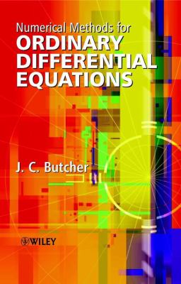 book cover: Numerical methods for ordinary differential equations