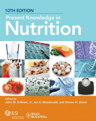 Book cover for Present Knowledge in Nutrition