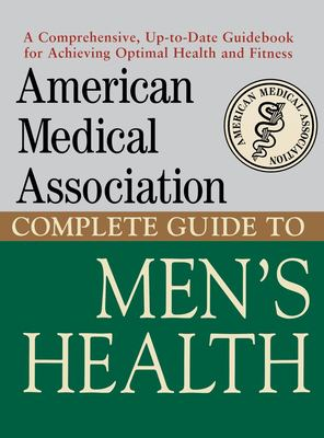 Cover Art for AMA's Complete Guide to Men's Health