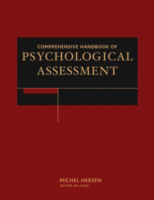 Image of Psychological Assessment Book