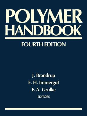 Cover art for Polymer handbook