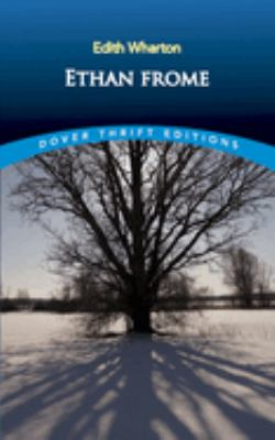Book cover for Ethan Frome.