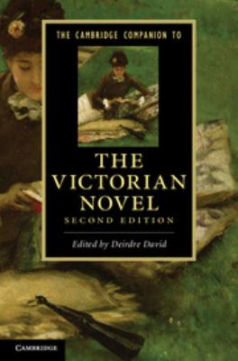 Cover Art for The Cambridge Companion to the Victorian Novel