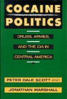 Book cover for Cocaine Politics by Jonathan Marshall