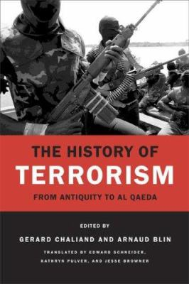 Cover Art for The History of Terrorism