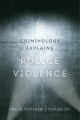 Stinson Criminology cover art