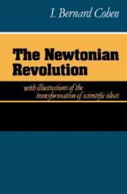 The Newtonian Revolution, cover art.