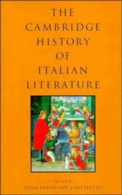 History of Italian Literature cover