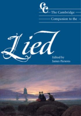Cambridge Companion to the Lied