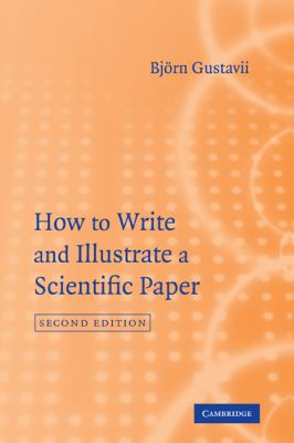 Cover art for How to Write and Illustrate a Scientific Paper