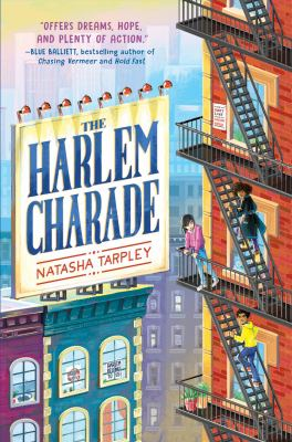The Harlem charade / by Tarpley, Natasha,
