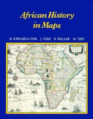 african history in maps cover art