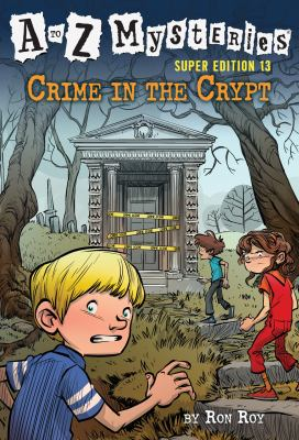 CRIME IN THE CRYPT