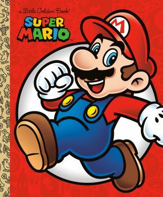 SUPER MARIO LITTLE GOLDEN BOOK.