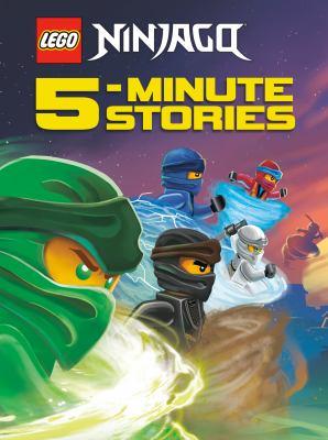 Lego Ninjago 5-minute stories.