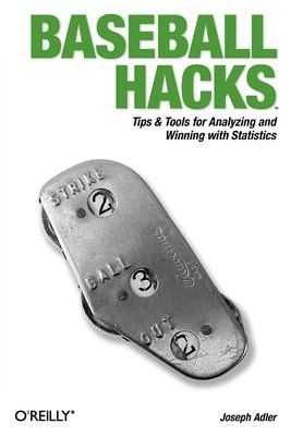 book cover: Baseball Hacks