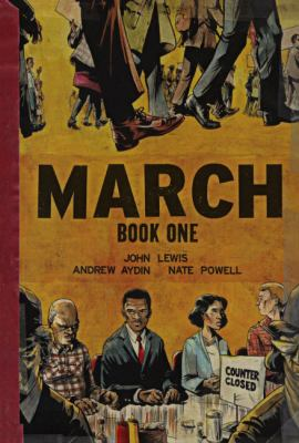 March Book One Cover Image