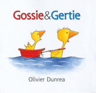 gossie & Gertie cover art