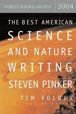 Science and nature writing
