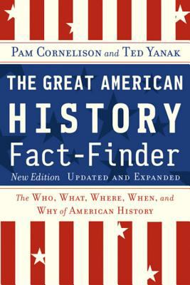 Cover of The Great American History Fact-Finder