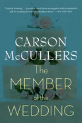 Book cover for The member of the wedding.