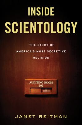Cover of Inside Scientology: The Story of America's Most Secret Religion