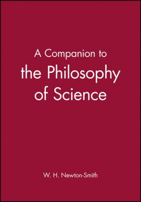 Cover Art for A Companion to the Philosophy of Science