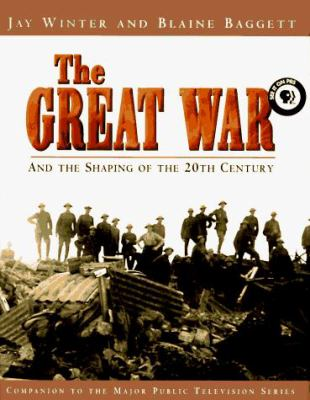 cover of The Great War and the Shaping of the 20th Century
