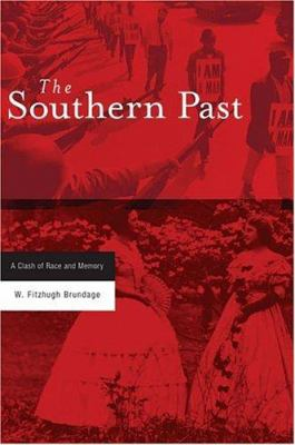 Images of protesters and Southern women in dresses are overlaid with red with the title and author in white.