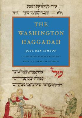 The Washington Haggadah cover art