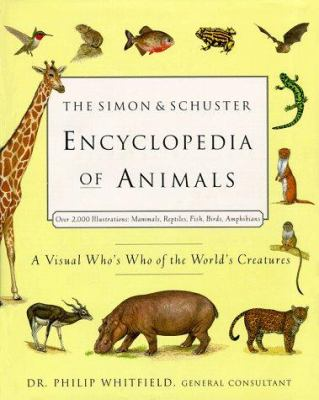 The Simon Schuster Encyclopedia of Animals book cover image