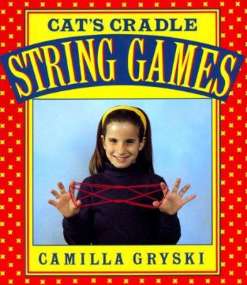 Cat's cradle, owl's eyes : , a book of string games