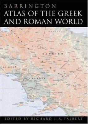 Barrington Atlas of the Greek and Roman World cover
