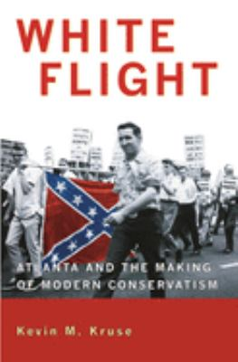 Book cover for White flight.